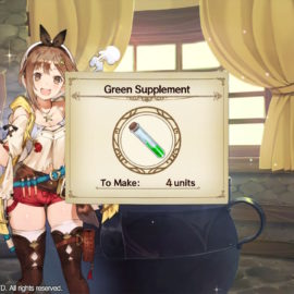 Atelier Ryza Ever Darkness & The Secret Hideout – Análisis Nintendo Switch