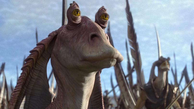 Jar Jar Binks podría regresar en la serie de Obi-Wan