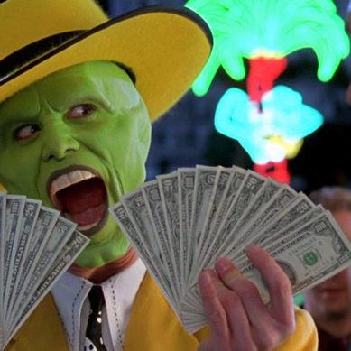 Jim Carrey solo haría una secuela de La Máscara bajo esta condición