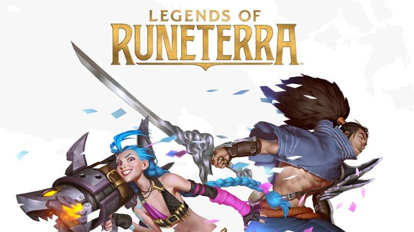 Ya hay fecha para el beta abierto de Legends of Runeterra