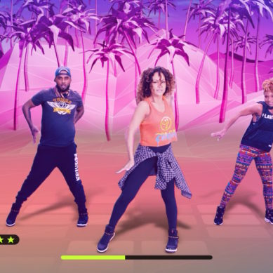 Zumba Burn it up! – Análisis Nintendo Switch.