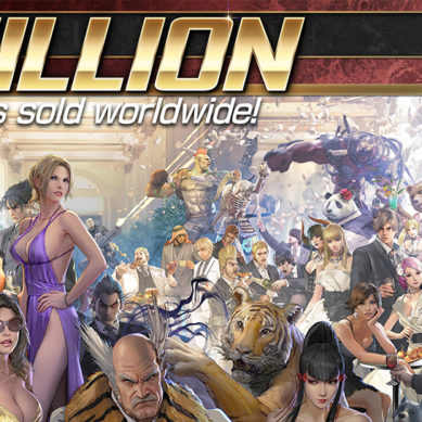 Tekken 7 supera las cinco millones de copias vendidas
