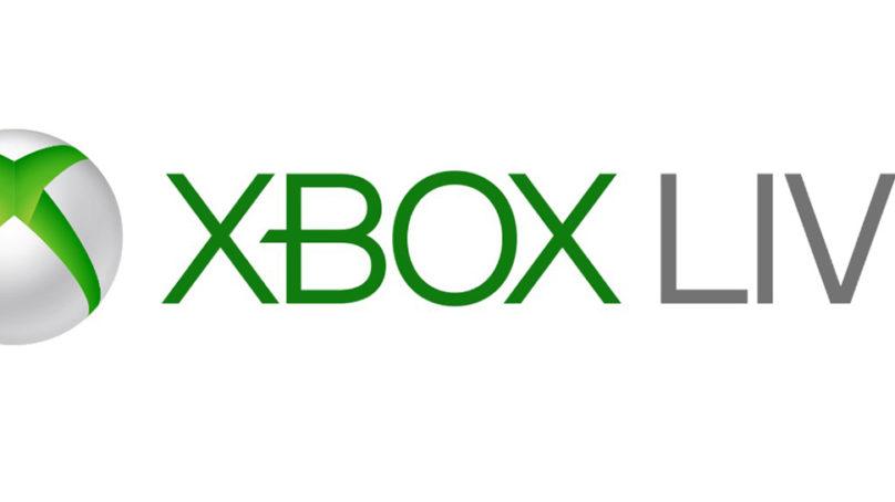 Xbox Live presenta problemas nuevamente