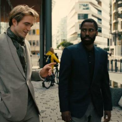¡Aquí el segundo tráiler de Tenet, la nueva película de Christopher Nolan!