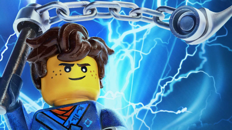 Consigue gratis el videojuego de LEGO Ninjago: la película