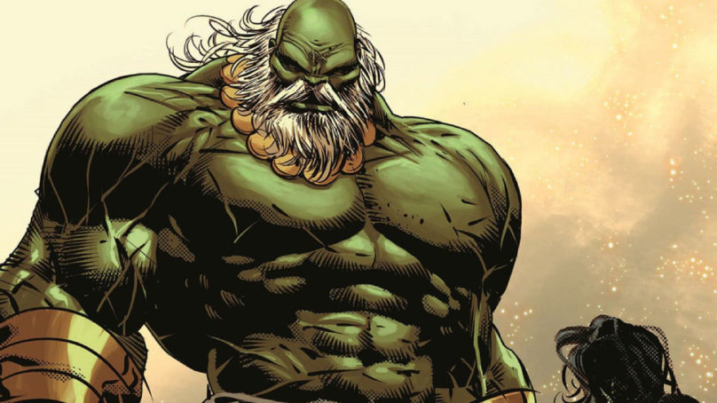 El Maestro tendrá una miniserie de Marvel que explicará sus orígenes