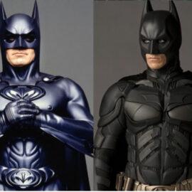 ¿Cuál es el mejor Batman de todos los tiempos? Ésto opinan los fans