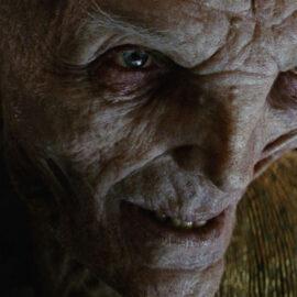 Snoke iba a ser originalmente una mujer