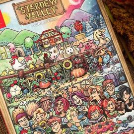Stardew Valley tendrá una increíble edición de colección para Switch y PC