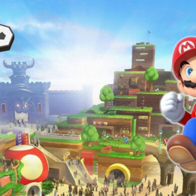 Super Nintendo World suspende su construcción indefinidamente