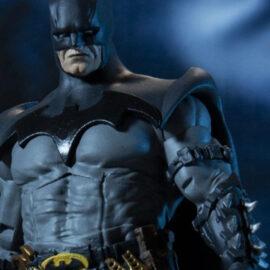 Todd McFarlane revela nueva e impresionante figura coleccionable de Batman