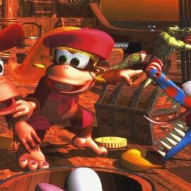 Donkey Kong Country 2 y más juegos clásicos llegan al Switch la siguiente semana