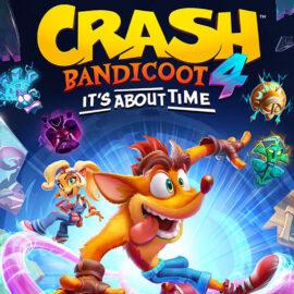 Así de increíble se vería un Xbox Series X edición especial de Crash Bandicoot 4
