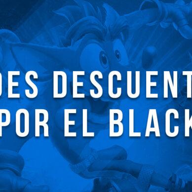 Grandes descuentos en juegos por el Black Friday