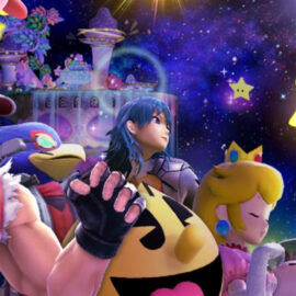 Nintendo anuncia el primer torneo de Super Smash Bros. Ultimate para 2021