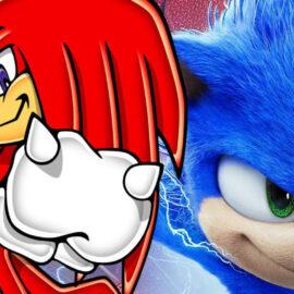 Rumor: Knuckles tendrá un papel importante en Sonic the Hedgehog 2