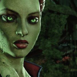Rumor: Poison Ivy podría ser uno de los villanos de Gotham Knights