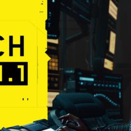 La primera actualización importante de Cyberpunk 2077 ya está disponible para PC y consolas