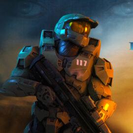 Así se vería un remake de Halo 3