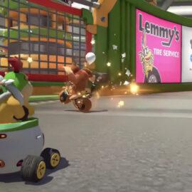 Checa lo bien que luce Mario Kart corriendo en 4K