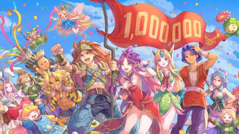 El remake de Trials of Mana ya superó el millón de unidades vendidas