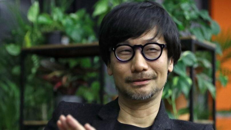 Hideo Kojima está escribiendo un libro sobre su proceso creativo