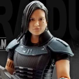 Parece que Hasbro también canceló las figuras de acción de Gina Carano