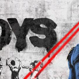 Primera foto oficial de la tercera temporada de The Boys
