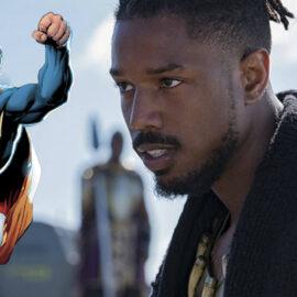 Rumor: la nueva película de Superman podría ser protagonizada por Michael B. Jordan