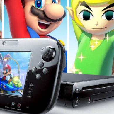 Así de la nada, el Wii U recibe su primera actualización de firmware desde 2018