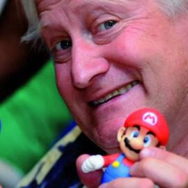 Charles Martinet, voz de Mario, estaría encantado de participar en la futura película del plomero
