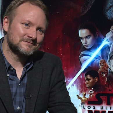Rian Johnson, director de Star Wars: The Last Jedi, no sabía que Ben Solo iba a morir
